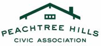 Peachtree Hills Civic Association Logo