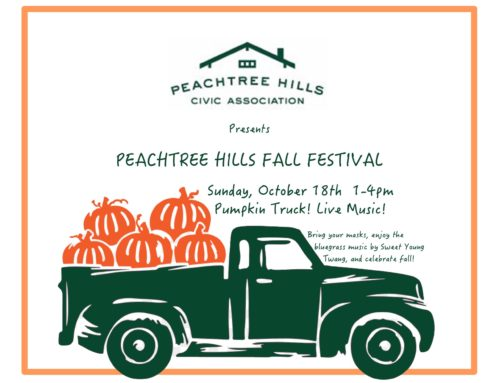 Peachtree Hills Fall Festival