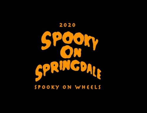 Spooky on Wheels