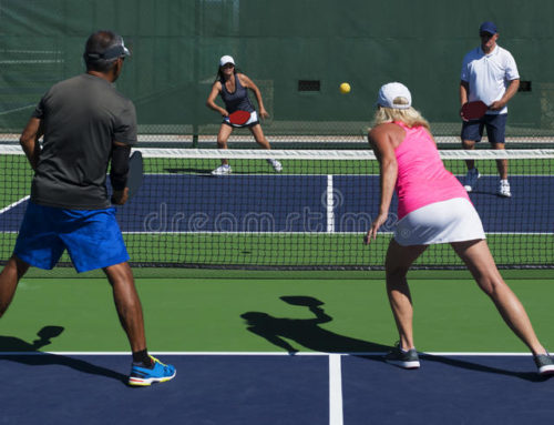 Pickleball Open Play Tuesdays 9:00 – 11:00 am!!
